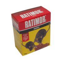 návnada RATIMOR PLUS, granule na potkany 150g