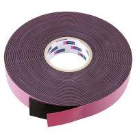 páska izolační, vulkanizační, elektrikářská, černá, 0,76 x 19 mm / 10 m