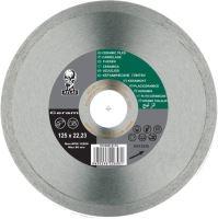 kotouč diamantový, Atlas Ceramic, 125 x 22,23 x 2 mm