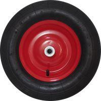TOPTRADE kolo náhradní, nafukovací, červené