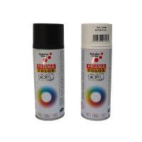 sprej barva, černá, matná, 400 ml