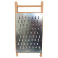 struhadlo na řepu, s dřevěným rámem, 44 x 22 cm