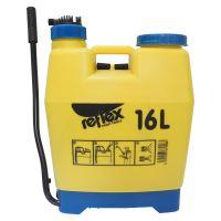 REFLEX postřikovač plastový, zádový, se sítkem a pákovým tlakováním, 16l